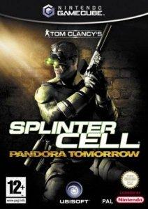 Tom Clancy's Splinter Cell: Pandora Tomorrow per GameCube