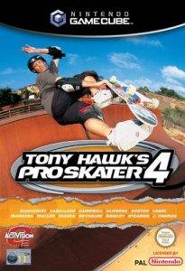 Tony Hawk's Pro Skater 4 per GameCube