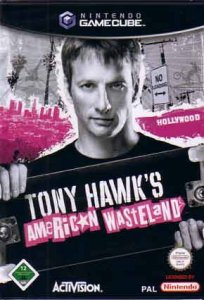 Tony Hawk's American Wasteland per GameCube