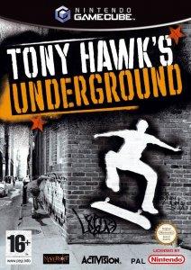 Tony Hawk's Underground per GameCube