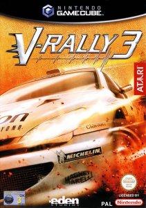 V-Rally 3 per GameCube