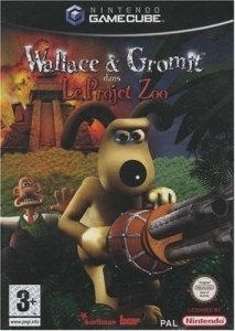 Wallace & Gromit in Project Zoo per GameCube