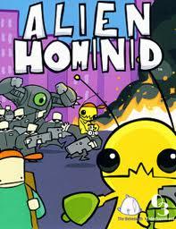 Alien Hominid per Gizmondo