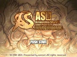 Astonishia Story per GamePark 32