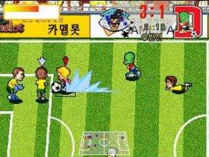 Dooly Soccer 2002 per GamePark 32