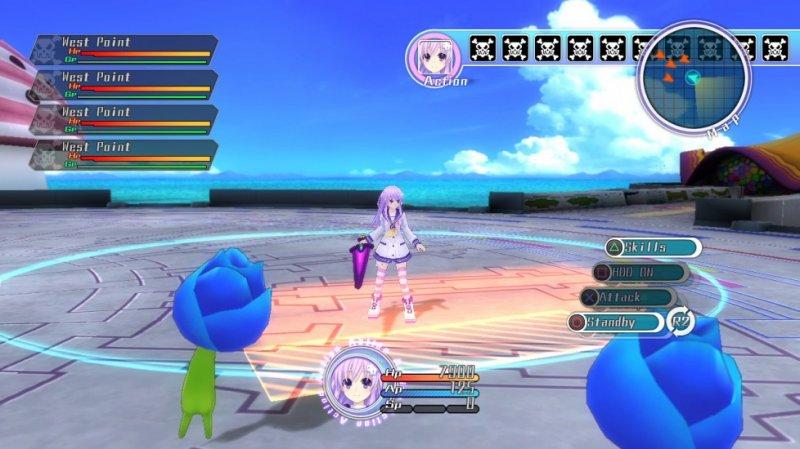 La Soluzione di Hyperdimension Neptunia mk2