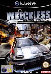 Wreckless: The Yakuza Mission per GameCube