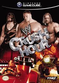 WWE Crush Hour per GameCube