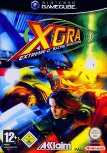 XGRA: Extreme-G Racing Association per GameCube