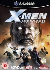 X-Men Legends 2: Rise of Apocalypse per GameCube
