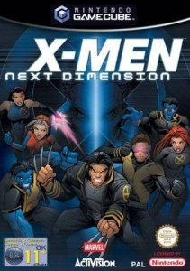 X-Men: Next Dimension per GameCube