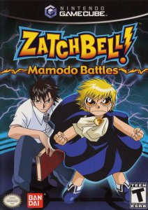Zatch Bell! Mamodo Battles per GameCube