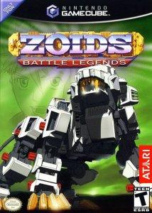 Zoids: Battle Legends per GameCube