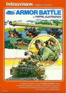 Armor Battle per Intellivision