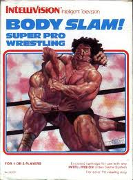 Body Slam Super Pro Wrestling per Intellivision