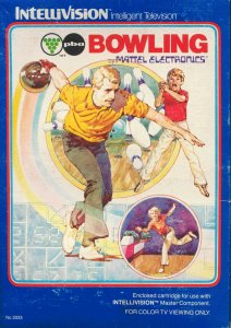 Bowling per Intellivision