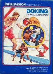 Boxing per Intellivision
