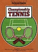 Championship Tennis per Intellivision