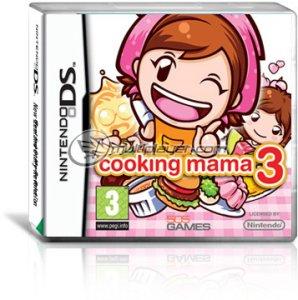 Cooking Mama 3 per Nintendo DS