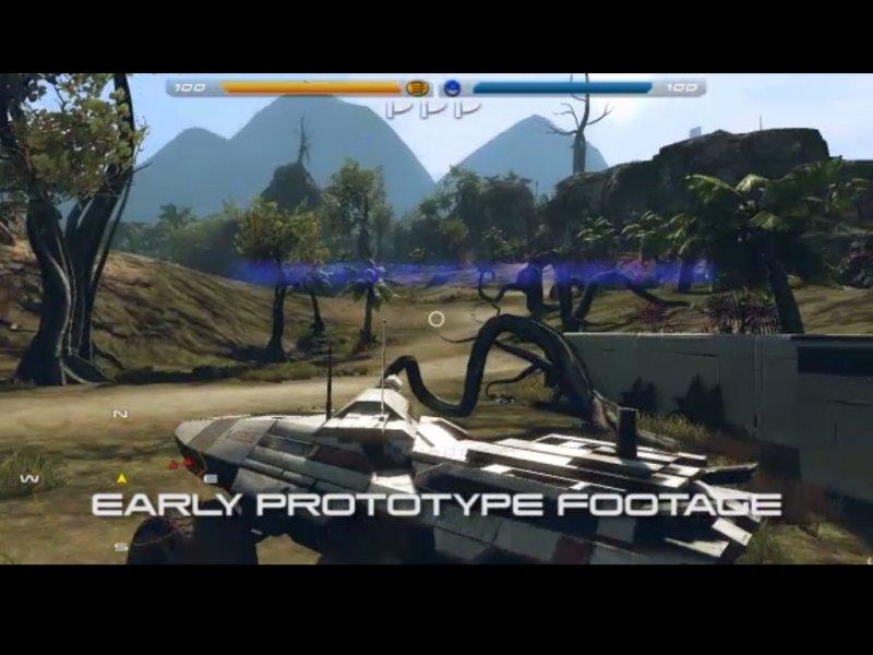 BioWare lavorava a un FPS basato su Mass Effect?