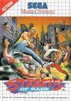 Streets of Rage per Sega Master System