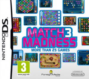 Match 3 Madness  per Nintendo DS