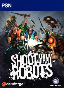 Shoot Many Robots per PlayStation 3