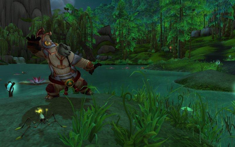 Due chiacchiere con gli sviluppatori di Mists of Pandaria