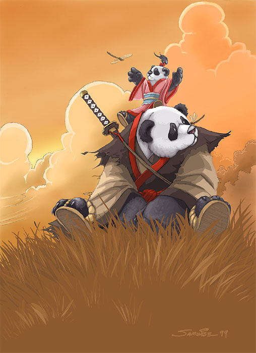 Kung fu Pandaria