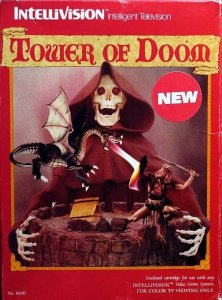 Dungeons & Dragons: Tower of Doom per Intellivision