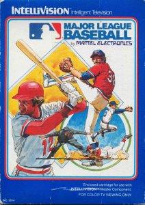 Major League Baseball per Intellivision