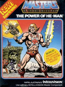 Masters of the Universe: Power of He-Man per Intellivision