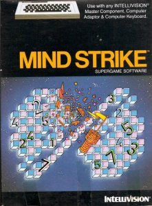 Mind strike per Intellivision