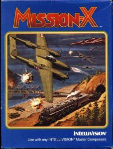Mission X per Intellivision