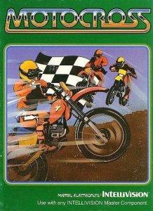 Motocross per Intellivision