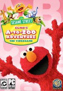 Sesame Street: Elmo's A-to-Zoo Adventure per PC Windows