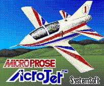 Acrojet per MSX