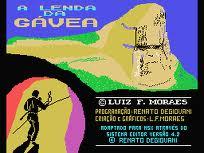 A Lenda da Gávea per MSX