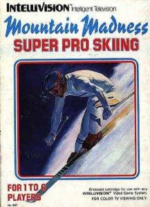Mountain Madness Super Pro Skiing per Intellivision