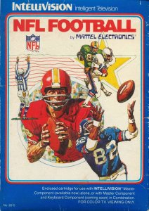 NFL Football per Intellivision