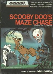 Scooby Doo Maze Chase per Intellivision