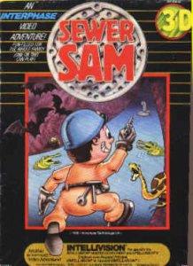 Sewer Sam per Intellivision