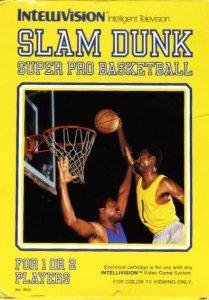 Slam Dunk Super Pro Basketball per Intellivision
