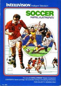 Soccer per Intellivision
