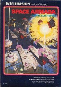 Space Armada per Intellivision
