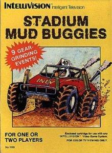 Stadium mud buggies per Intellivision