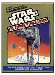 Star Wars: The Empire Strikes Back per Intellivision