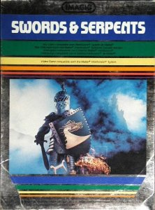 Swords and Serpents per Intellivision