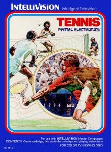 Tennis per Intellivision