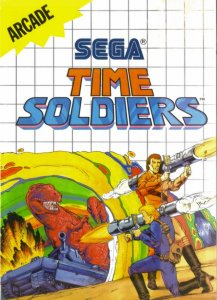 Time Soldiers per Sega Master System